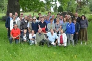 Gruppbild årsmöte 2014